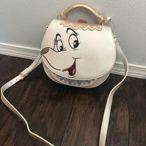 Disney Mrs. Potts Saddle Bag by Danielle Nicole